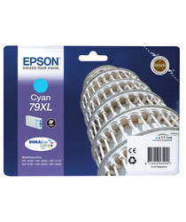 EPSON - Epson S.Pack Cyan 79XL DURABrite UltraInk 17,1 ml. ( C13T79024010 )