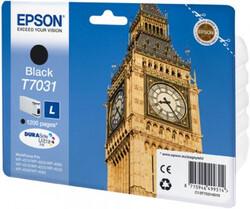 EPSON - Epson T7031 Black Siyah 1.200 Sayfa Mürekkep Kartuş T70314010