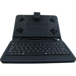 ERGOTECH - ERGOTECH 7 Micro Usb 5 Pin Klavyeli Siyah