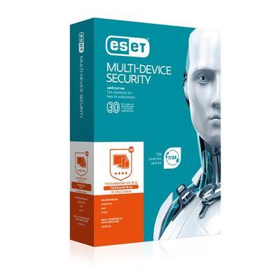 ESET Multi Device Security (10 Kullanıcı Kutu)