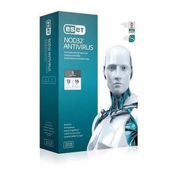 ESET - ESET NOD32 Antivirüs (3 Kullanıcı Kutu)