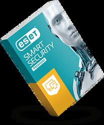 ESET - ESET NOD32 SMART SECURITY PREMIUM Türkçe 1 Kullanıcı 1 Yıl Box