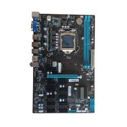 ESONIC - ESONIC 1151p B250 DDR4 Mining Gladiaator B250-BTC 4x Sata HDMI Intel® HD Graphics 12x (PCIe) ATX