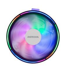 EVERCOOL - EVERCOOL CS-13 LGA775-115X AM2-AM2+-FM1-AM4 130*130*85mm CPU Fanı