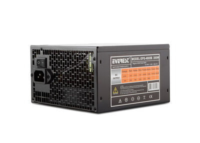 EVEREST EPS-4900B PEAK-350W 12CM FANLI POWER SUPPLY