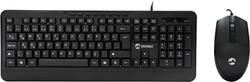 EVEREST - EVEREST KM-520 Q Usb Kablolu Siyah Multimedya Klavye-Mouse Set