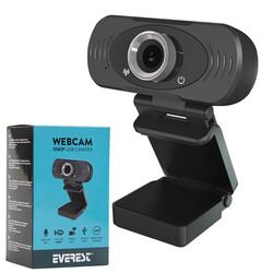 EVEREST - EVEREST SC-HD03 1080P FULL HD USB PC WEBCAM