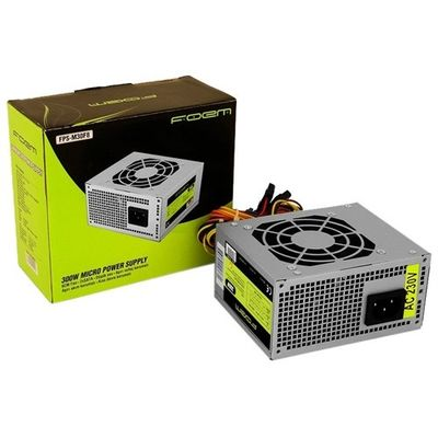 FOEM 300w FPS-M30F8 8cm Fan Micro Power Supply (PSU)