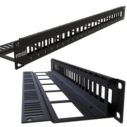 FREELINK - FREELINK (E2714) 24 PORT BOŞ PATCH PANEL