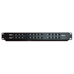 FREELINK - FREELINK (E2724) 12PORT POE PATCH PANEL