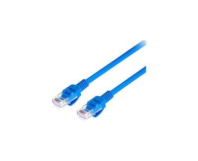 Frisby FA-C6E03 CAT-6E UTP Patch Kablo 3MT Mavi