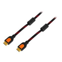 Frisby - FRISBY FA-HD43 HDMI TO HDMI ALTIN UÇLU - 3D 10 MT