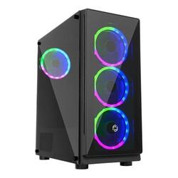 FRISBY FC-9280G 3 LED RGB GAMING MIDI KASA 600W - Thumbnail