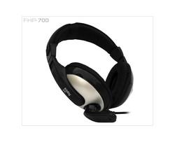 FRISBY - Frisby FHP-700 Mikrofonlu Siyah Kulaklık