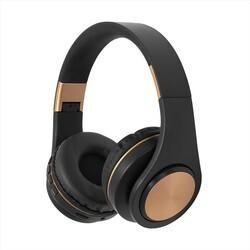 FRISBY - FRISBY FHP-835BT Bluetooth Siyah Mikrofonlu Kulaklık