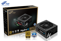 FSP Hydro G750 750w 80+ Gold Atx Power Supply 13.5 Cm Fanlı Modüler Kablolu - Thumbnail