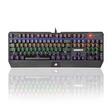 GameBooster G5 Defender Rainbow Aydınlatmalı Mekanik Klavye (GB-G5)