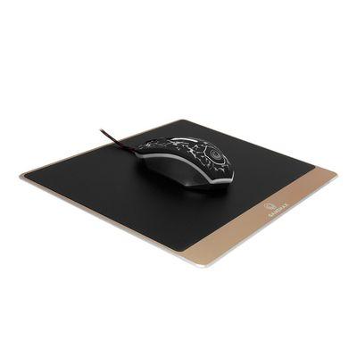 GAMEMAX FMP-G890A Alüminyum Siyah Gaming Mouse Pad 300x240x1.5mm