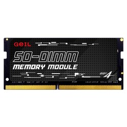 GEIL - GEIL 8GB DDR4 2666MHZ CL19 NOTEBOOK RAM GS48GB2666C19SC