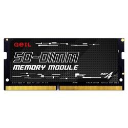 GEIL - GEIL 8GB DDR4 2666MHZ CL19 NOTEBOOK RAM GS48GB2666C19SC
