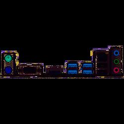 GIGABYTE AM4 B450 DDR4 B450M-H 4x Sata 1X M2/X4 HDMI AMD Ryzen Graphics 3x (PCIe) mATX - Thumbnail