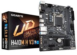 Gigabyte - GIGABYTE H410M H V3 DDR4 2933MHz HDMI 1200p