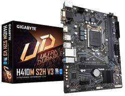 Gigabyte - GIGABYTE H410M S2H V3 DDR4 2933 DVI HDMI 1200p