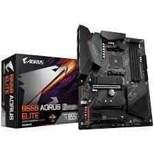 GIGABYTE - GIGABYTE MAB AMD B550 AM4 DDR4 4000MHZ (B550-AORUS-ELITE)