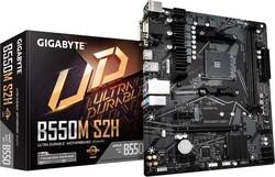 GIGABYTE - GIGABYTE MAB AMD B550 AM4 DDR4 5000MHZ DVI (B550M-S2H)