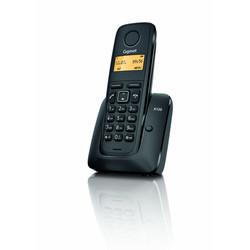 GIGASET - GIGASET A120 DECT TELEFON SİYAH
