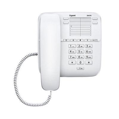 GIGASET DA310 KABLOLU TELEFON BEYAZ