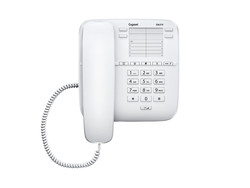 GIGASET DA310 KABLOLU TELEFON BEYAZ - Thumbnail