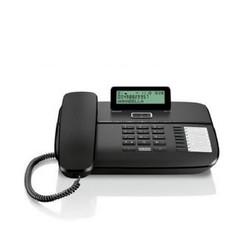 GIGASET - GIGASET DA710 KABLOLU TELEFON SİYAH