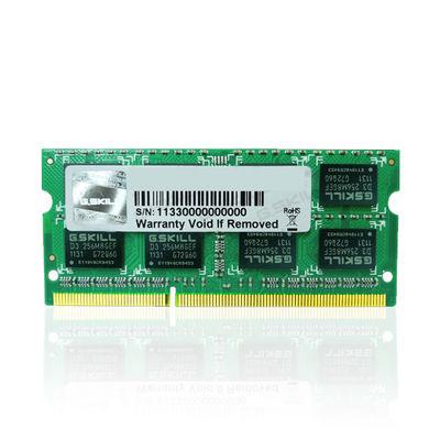 GSKILL Value DDR3L-1600Mhz 1.35V Low Voltaj CL11 4GB SO-DIMM (F3-1600C11S-4GSL)