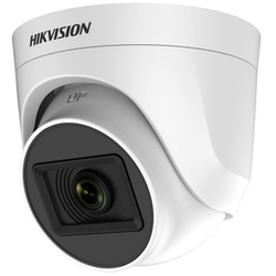 HAIKON - HAIKON (DS-2CE76H0T-ITPF) 5MP 2.8MM 1080P HD-TVI MINI IR ULTRA LOW LIGHT 4IN1 DOME KAMERA-20MT.