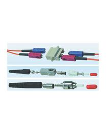 HCS - HCS LC Duplex Plastik Adaptor Bej MM ( VFO-27201 )