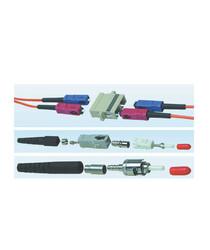 HCS - HCS LC Duplex Plastik Adaptor Mavi SM ( VFO-27202 )