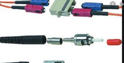 HCS SC Dupleks Plastik Adaptör Aqua MM ( VFO-22211A )