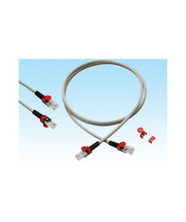 HCS - HCS UTP Cat6 Patch Cord LSOH 1m Gri ( T06-00420-106 )
