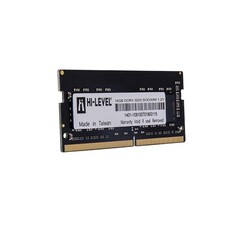 HI-LEVEL - HI-LEVEL 16GB DDR4 3200MHZ NOTEBOOK RAM VALUE HLV-SOPC25600D4-16G