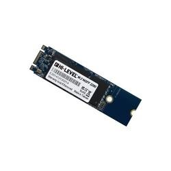 HI-LEVEL - Hi-Level 256Gb 550Mb-530Mb-S M.2 Sata Ssd Hlv-M2Ssd2280-256G Harddisk
