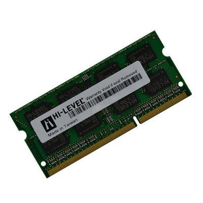 HI-LEVEL 4GB 1600Mhz DDR3 Notebook Ram HLV-SOPC12800LW/4G D3 1.35 LOW VOLTAGE SODIMM
