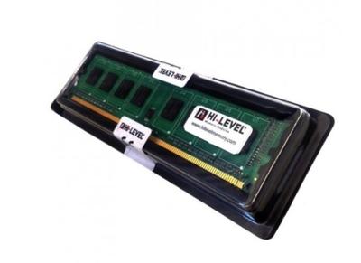 HI-LEVEL 8GB 1600Mhz DDR3 Pc Ram HLV-PC12800D3/8G Kutulu