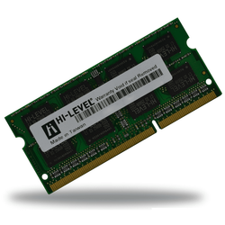 HI-LEVEL - HI-LEVEL DDR3 4gb 1600mhz Notebook Ram HLV-SOPC12800LW/4G 1.35volt (Low Voltage)