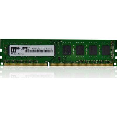 HI-LEVEL DDR4 4gb 2400mhz Value HLV-PC19200D4/4G PC Ram 288pin 1.2v Kutulu