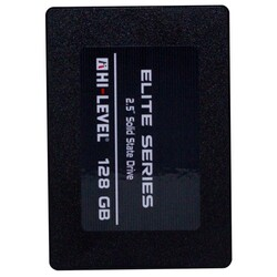 HI-LEVEL ELITE HLV-SSD30ELT/128G 128GB 560- 540MB/s SSD SATA-3 Disk - Thumbnail