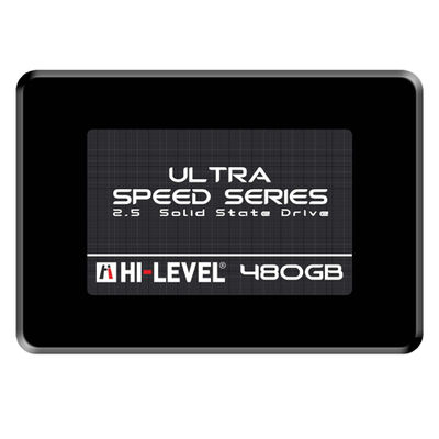 HI-LEVEL Ultra 2.5 480GB SSD SATA3 550/530 HLV-SSD30ULT/480G