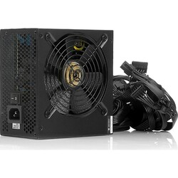 HIGH POWER - HIGH POWER 600w HP1-J600GD-F12S 12cm Fan 80+ Power Supply (PSU)