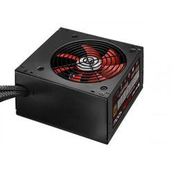 High Power 700W 80+ Bronze 12cm Kırmızı Fan Güç Kaynağı - Thumbnail