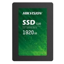 HIKVISION - Hikvision 1920Gb Ssd Disk Sata 3 Hs-Ssd-C100-1920G 530Mb-420Mb Harddisk